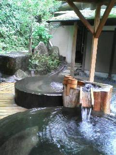 京都・亀岡湯の花温泉