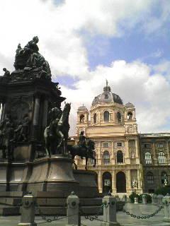 ウィーンで芸術セラピー