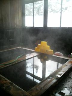 癒しの隠れ湯・下の湯