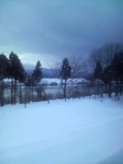 秋田は雪〜