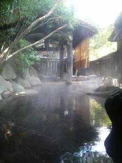 さらに、黒川温泉