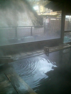 奥会津・西山温泉