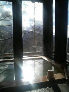 満山荘に極上の新温泉が完成
