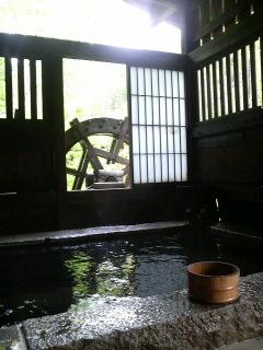 新穂高温泉・槍見館