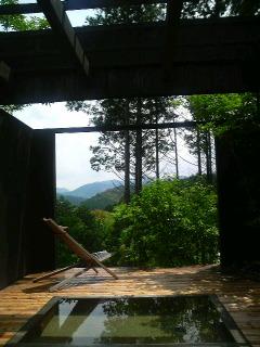 奥武雄温泉・風の森