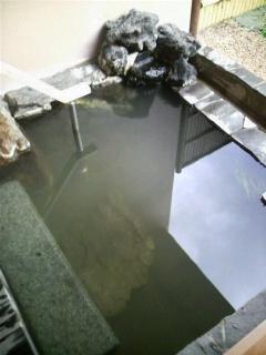 龍神さまの入浴