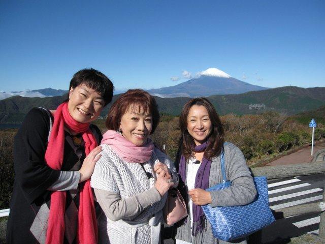 秋の箱根でビューティ旅