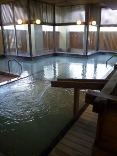 鳴子ホテルの温泉が!