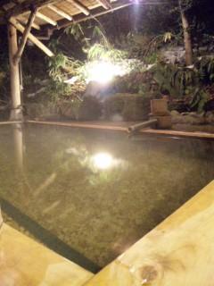 メリクリ温泉