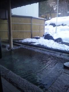 美食湯・瀬見温泉