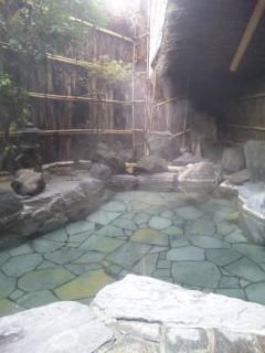 浅虫温泉・椿館