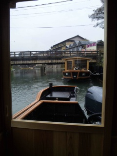 舟子in京都