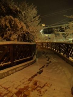 すごい雪ですin<br />  群馬