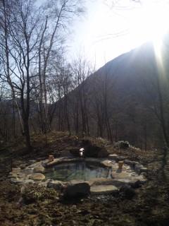 奥飛騨野の花山荘オープン♪