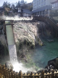草津温泉フィールドワーク