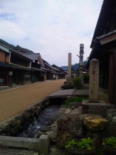 鯖街道・熊川宿