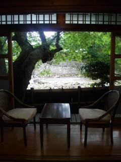 奥津温泉・奥津荘