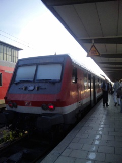 鉄子inドイツ