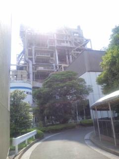 品川・大井火力発電所