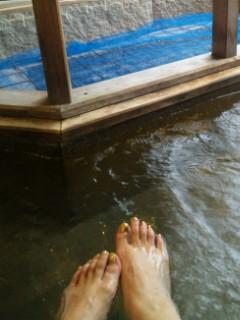 どこにいても、ラジウム浴♪ブラボー!村杉温泉
