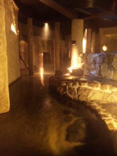 長野県・仙仁温泉・岩の湯