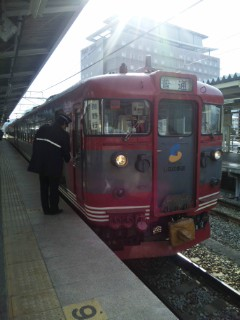 鉄子@しなの鉄道