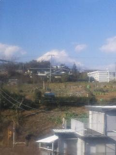 五度目の富士山