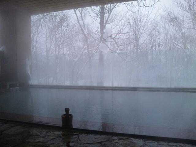 森の天空露天風呂@ニセコ昆布温泉郷・ホテル甘露の森