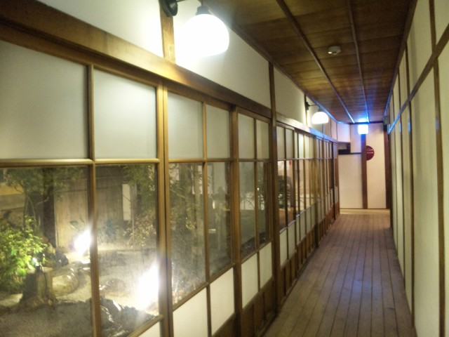 2010年8月オープン、浪漫の宿「井筒楼」