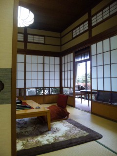 箱根で運命の出会い?