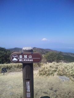 中伊豆・達磨山で気候・地形療法トレッキング