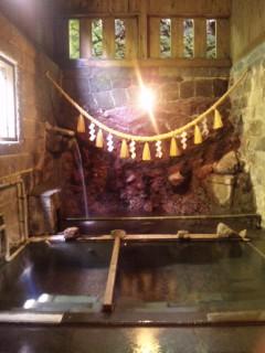 ブラボー!自然湧出!姥子温泉・秀明館