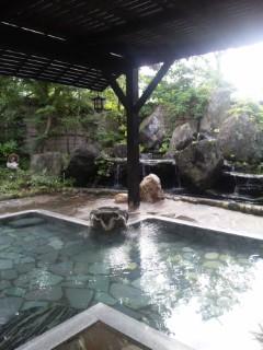 小野小町さんも美肌回復。伝説の小野川温泉
