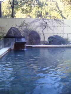 十津川温泉の朝です