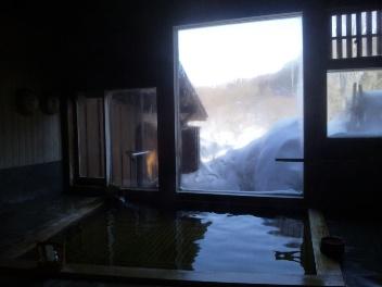 雪旅籠と温泉と…@月山志津温泉