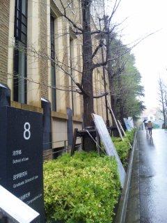 今日から早稲田大学で地球科学の勉強です♪
