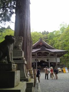 戸隠神社を参拝
