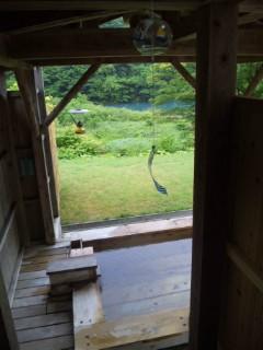 夏瀬温泉・都わすれの朝は…。