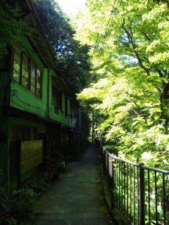 箱根・塔ノ沢で温泉&ランチ散歩
