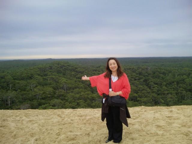 地球の芸術!ピラ大砂丘。