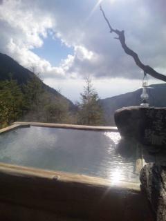 ランプの宿高峰温泉