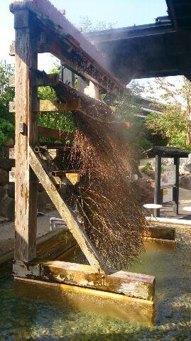 別府温泉巡り!蒸されてうたれて。