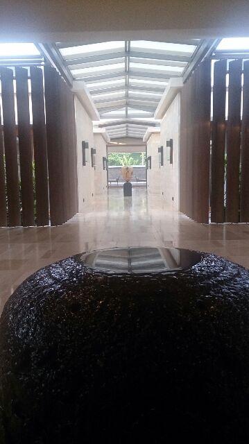 バリ島・Mulia SPAで世界一周ハイドロセラピー
