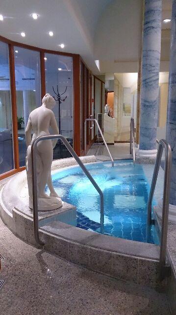 スイス・バードラガッツ温泉